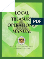 DOF BLGF Local Treasury Operations Manual LTOM