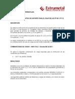 Chequeo Elementos Para Izaje Pf-09 y 13 r0