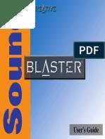 Creative USB Soundblaster Manual