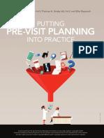 Pre Visit Planning