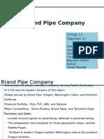 83154701 Brand Pipe Company