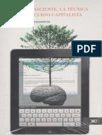 El inconsciente%2c la técnica y el discurso capitalista %5bNéstor Braunstein%5d.pdf