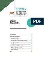 Beaver 2016 User Manual