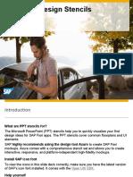 External FioriDesignStencils Desktop UI5144[1]