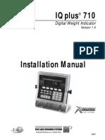 Manual de Servicios Rice Lake Iq Plus_710