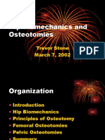Hip Biomechanics and Osteotomies - نسخة