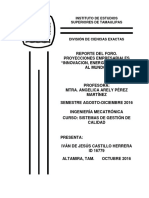 SGC A8-U2 16779-IvanCastillo ReporteForo