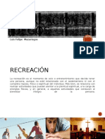 Recreación y Juegos
