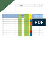 SST-F-001 Formato de Matriz IPER
