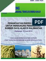 ANALPRAKIRAAN DOSIS KOLEKTIF (Prosiding SENTEN-2014)