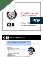 CEH Module 08