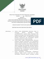 PMK-222~PMK.05~2016 Pedoman Penyusunan dan penyampaian laporan keuangan kementerian lembaga perubahan PMK-177.PMK.05.2015