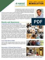 Final Newsletter Karwan e Hayat
