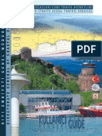 TURKISH STRAITS / Users Guide