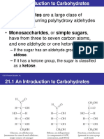 Carbohydrates Part 4