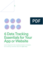 Data Tracking Essentials