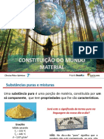 Misturas e Substancias