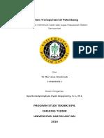 Sistem Transportasi Di Palembang.trimar'Atussholichah