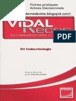 Vidal Recos - 04 Endocrinologie