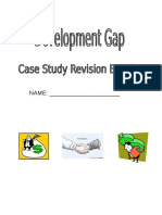 human geography case study revision