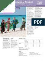 Esencias Tanzania y Zanzibar