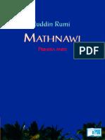 Maulana Jalal Al-Din Rumi - Mathnawi Primera Parte