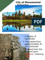 Angkor and Vietnam