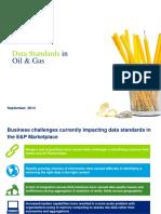 Data Standards in Oil & Gas