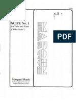 A. Wilder - Effie Suite