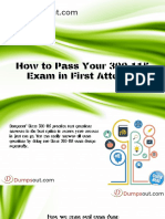 How to Pass Your 300-115 Exam in First