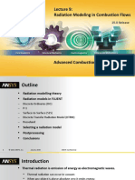 Fluent Combustion 15.0 L09-Radiation