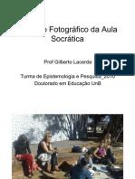 Registro Fotográfico da Aula Socrática