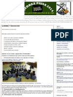 Ajedrez Paisa 2014_ Ajedrez y Educación