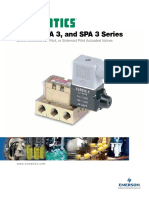 Numatics Series Mark3 Valve Catalog