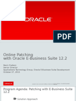 Online Patching With Oracle E-Business Suite 12.2