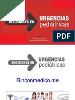 Decisiones en Urgencias Pediatricas