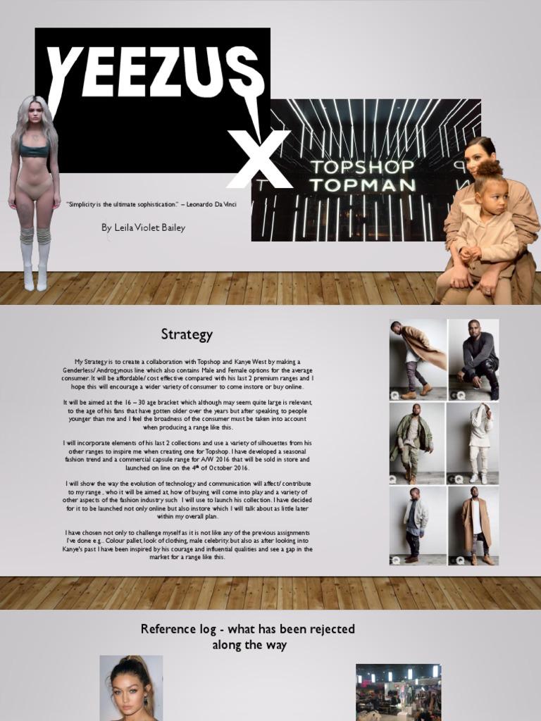 Yeezy Season x Topshop Final | Brand | Fashion