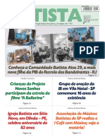O Jornal Batista - 29-01-2017