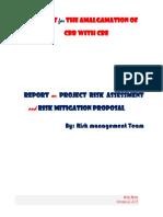Project Risk Assessment and Risk Mitigation Proposal v.7.1