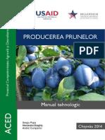 ACED Manual - Producerea Prunelor