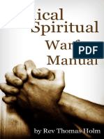 Biblical Spiritual Warfare Manual PDF Aug-2014
