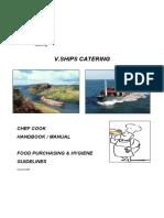 Chief Cook's Handbook