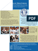 For All Who Are Looking for Archbishop Molloy High School Brochure Online