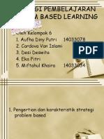 atrategi pembelajaran