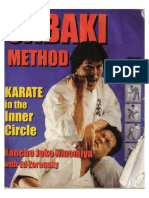 Sabaki Method -Enshin Karate - Ninomiya