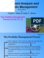 Portfolio Management Process[Condensed]