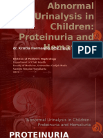 abnormal urinalysis children-tadulako2015.pptx