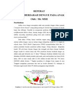 Referat Demam Berdarah Dengue Pediatric