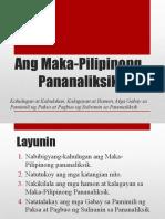 Ang Maka-Pilipinong Pananaliksik
