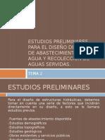 02. Estudios Preliminares